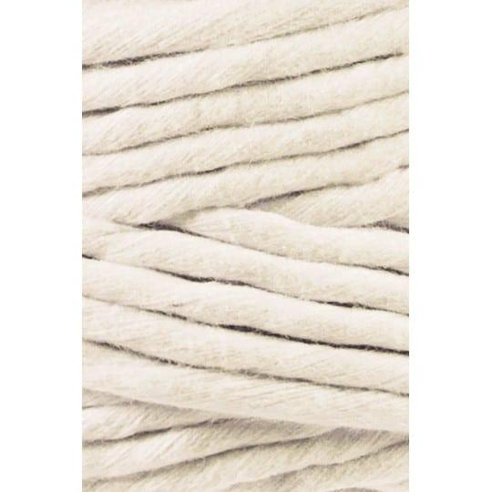 Macramé bavlna XXL - natural - 5 mm